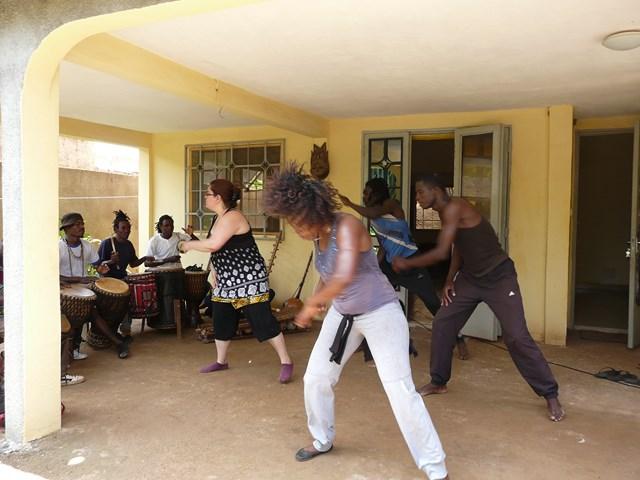 Initiation danse